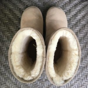 UGG Shoes - UGG Classic Short Boot in sand